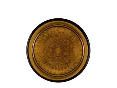 Image of   Kusintha Glastaller 18cm Amber