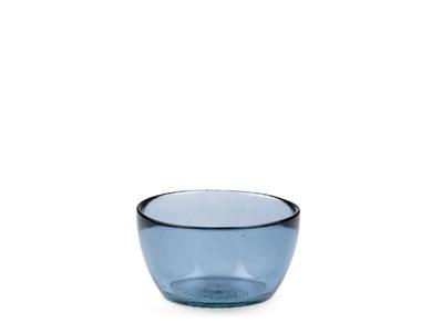 Image of   Kusintha Skål dia12cm Blå glas