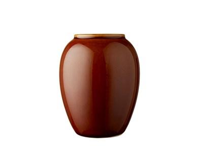 Image of   Vase 12,5 cm Amber Bitz