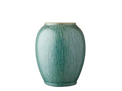 Image of   Vase 12,5 cm Grøn Bitz