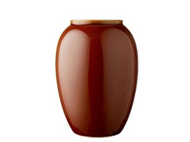 Image of   Vase 20 cm Amber Bitz