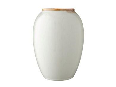 Image of   Vase 20 cm Creme Bitz