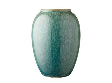 Image of   Vase 20 cm Grøn BItz