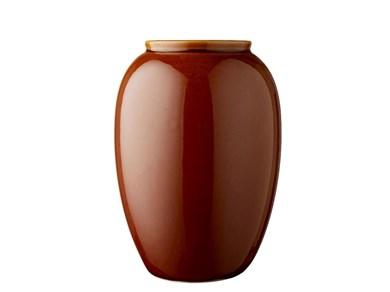 Image of   Vase 25 cm Amber Bitz