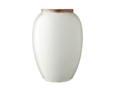 Image of   Vase 25 cm Creme Bitz