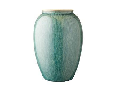 Image of   Vase 25 cm Grøn Bitz