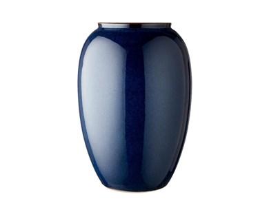 Image of   Vase 50 cm Blå BItz