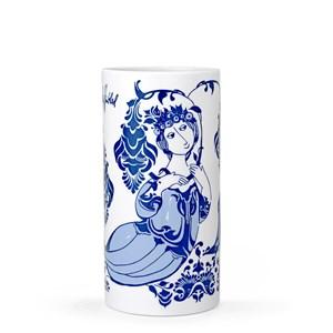 Image of   Lily Vase blå H18