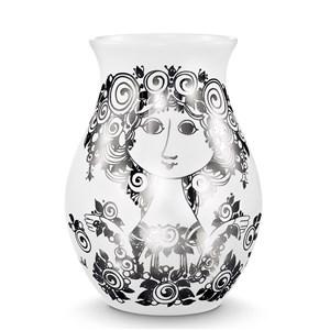 Image of   Rosalinde Vase sølv H26