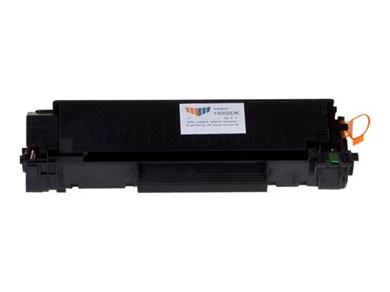 MM Print Supplies Black Laser Toner (CB436A)