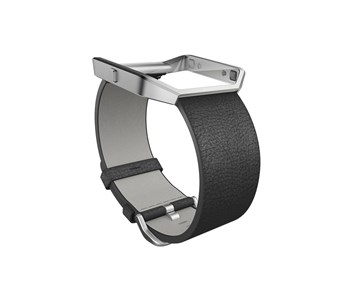 Image of   Blaze Läderarmband Black Small