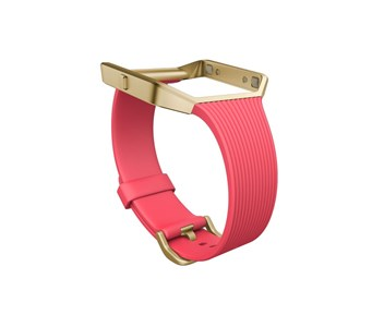 Image of   Blaze Slim Armband Pink Large