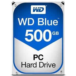 "Image of   Blue 3.5"" 500 GB Serial ATA III"