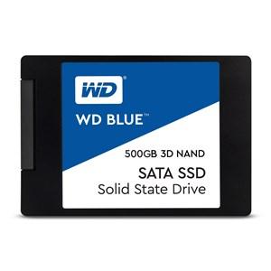 "Image of   Blue 3D 2.5"" 500 GB Serial ATA III"