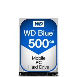 "Image of   Blue PC Mobile 2.5"" 500 GB Serial ATA III"