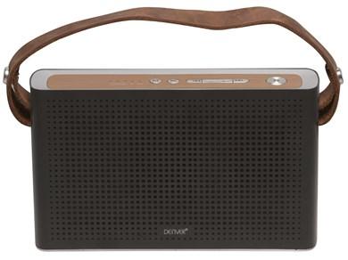 Bluetooth-högtalare Svart