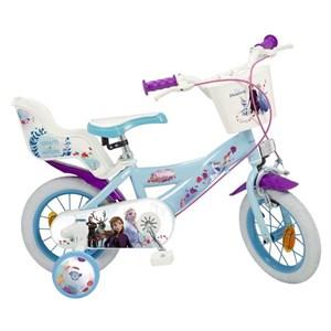 """Billede af Børnecykel Frozen 12"""" Lyseblå"""