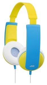 JVC børnehovedtelefoner. Gul
