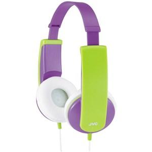 JVC børnehovedtelefoner. Violet