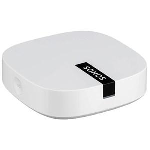 BOOST digital audio streamer Ethernet LAN Wi-Fi Hvid