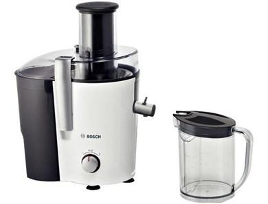 Image of   MES25A0 citruspresser og juicemaskine Frugtpresser Sort, Hvid 700 W