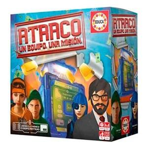 Brætspil Atraco Educa (ES)
