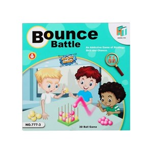Brætspil Bounce Battle 118972