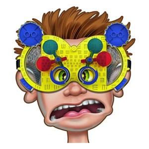 Brætspil Doctor 4 Eyes IMC Toys