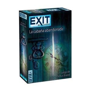 Brætspil Exit La Cabaña Abandonada Devir (ES)