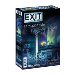 Brætspil Exit La Estación Polar Devir (ES)