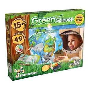 Brætspil Green Science (ES)