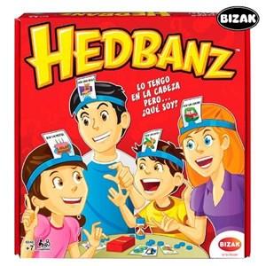 Brætspil Hedbanz Bizak 61924297