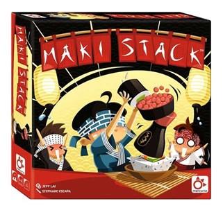 Brætspil Maki Stack