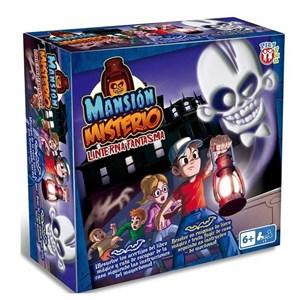 Brætspil Mansión Misterio IMC Toys (ES-PT)