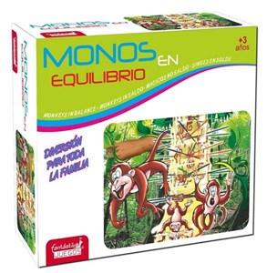 Brætspil Monos En Equilibrio Juinsa (ES)