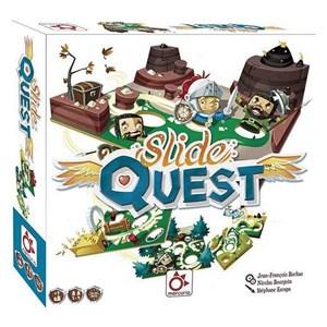 Brætspil Slide Quest
