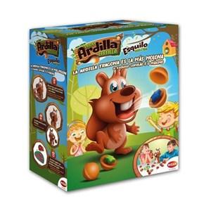 Brætspil Tricky Squirrel Bizak