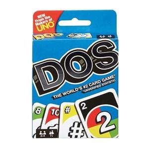 Brætspil Uno Dos Mattel