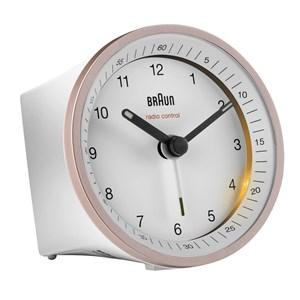 Image of   BC07 Quartz alarmur Pink, Hvid
