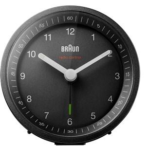 Image of   BC07 Quartz alarmur Sort