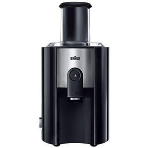 Image of   Multiquick 5 juicer J 500 Sort, Sølv 900 W