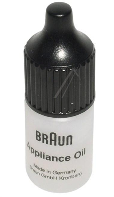 Braun Olie til Shaver / Trimmer Barbermaskine - Skiftselv.dk