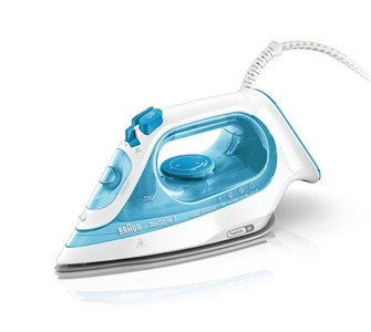 Image of   TexStyle 3 Steam Iron SI 3053 Blue Keramisk strygesål Blå 2400 W