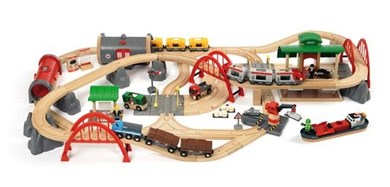 Image of   33052 modeljernbane og tog