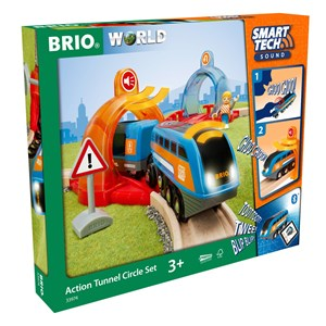 Brio ?BRIO - Smart Tech Sound Action Tunnel Circleset? (33974)?