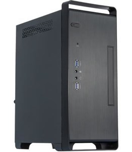 Chieftec BT-04B-U3-350BS computer case Mini-Tower Black 350 W