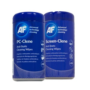 Image of BUNDLE PC surface-clene tub (100pcs) + Screen-clene tub (100