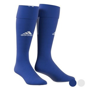 Voksen fodboldstrømper Adidas Santos Hvid 46-48