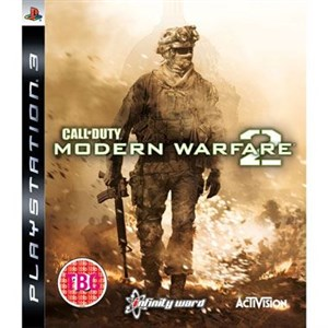Image of Call of Duty: Modern Warfare 2, PS3 videospil PlayStation 3 Engelsk