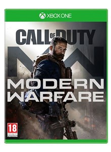 Image of Call of Duty: Modern Warfare, Xbox One videospil Basis